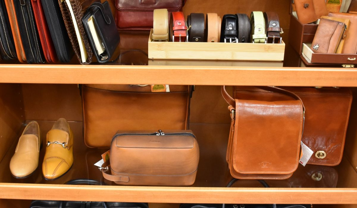 Mens Bags Wallets Belts